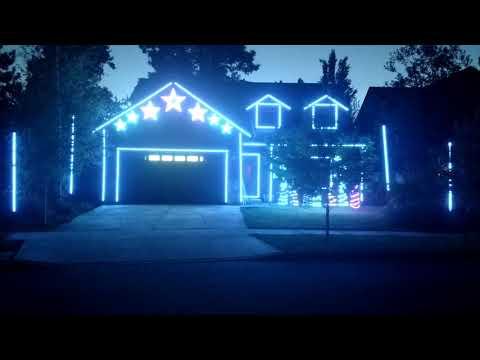 Sneak Peak - LED lights Christmas 2017