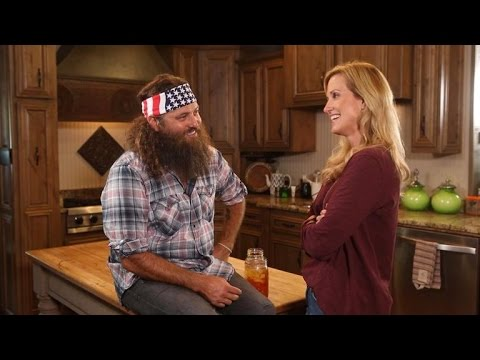 'Duck Dynasty's' Willie and Korie Robertson Talk 'Strong and Kind' Parenting
