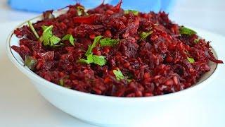 Beetroot Ki Sabzi | Beetroot Recipes | Cooking With Atul Kochhar