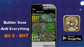 Clash of Clan Best Base 2018 - Troll Base /Hybrid Bases/ War Base / Defense Base / Builder base maps