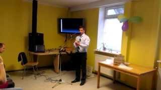День рождения центра ( Живая Надежда ) Эстония