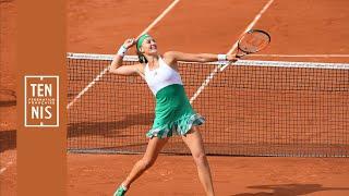 Kristina Mladenovic vs Shelby Rogers - 3e tour |Roland-Garros 2017