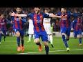 التسجيل الكامل لمباراة برشلونة و باريس سان جرمان 6-1