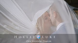 Hollie & Luke Wedding Videography at Kingston Country Courtyard - Chris Spice Films
