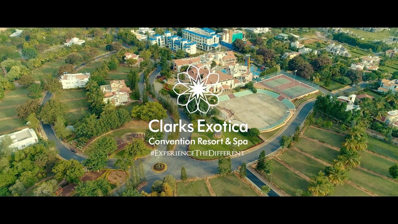 huella Palacio Prehistórico  Welcome To Clarks Exotica Convention Resorts & Spa - YouTube