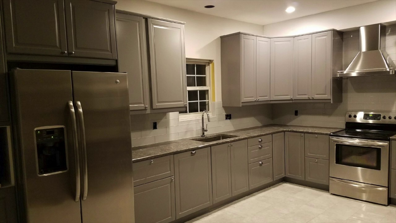 Smc Contractor Kitchen Remodeling In Norristown Pa Youtube