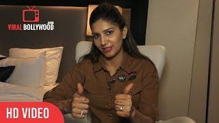 Interview With Sapna Chaudhary For Film Nanu Ki Janu | Abhay Deol