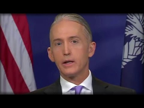 WITH 1 WORD TREY GOWDY JUST DESTROYED HARRY REID