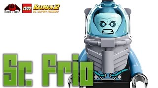 Lego Batman 2 | Desbloqueio de Vilões | Sr. Frio | RazuchiTV | Desde o Atari