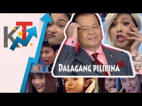Dalagang Pilipina Challenge  and LYRIC
