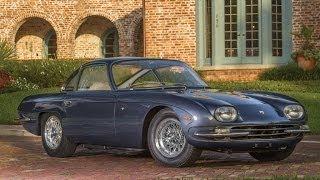 1965 Lamborghini 350 GT by Touring