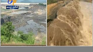 Pattiseema project Record | 100 tmc ft of water would be diverted to Krishna delta