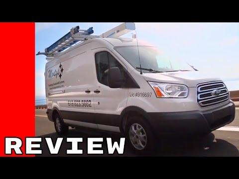 2017 Ford Transit Work Van Customer Review