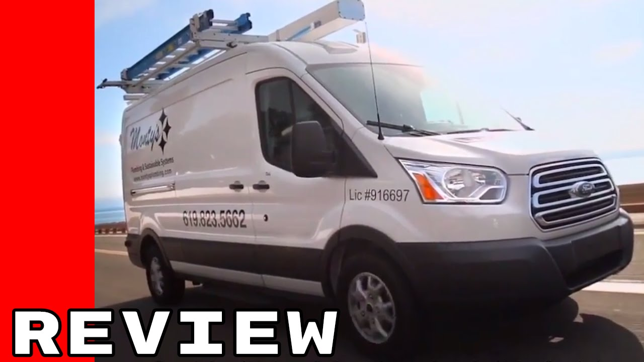 2017 ford transit work van customer review