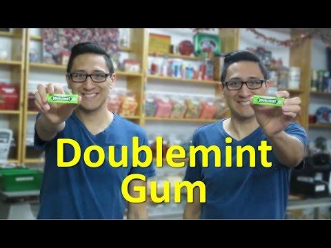 Doublemint Gum // TheCandyGuy