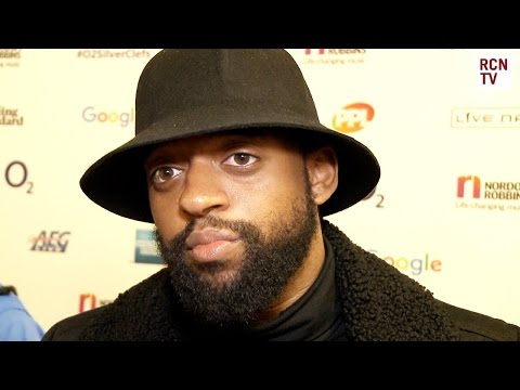 Oritsé Williams Interview Silver Clef Awards 2016