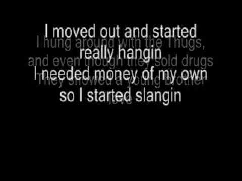 2pac dear mama with lyrics.mp3