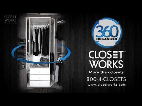 360 Organizer By Lazy Lee Closet Works
