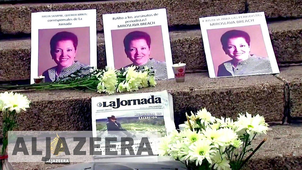 Mexico media battles impunity - The Listening Post (Full)