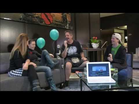 Stacie Mistysyn & Amanda Stepto  The Mind Reels' Guinness World Record Attempt 2014