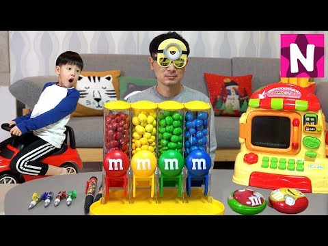 M&M 齑堨綔毽� 旖╈垳鞚� 韼胳潣鞝� 鞛ル倻臧� 靸來櫓攴� 雴�鞚� 雺挫殨鞚措瀾 雴�鞛� Candy Dispenser Microwave Toy NY Toys