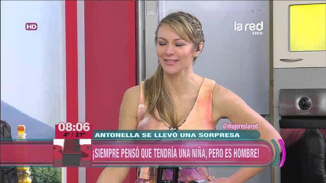 Antonella Sexo �antonella ya sabe el sexo de su hijo!