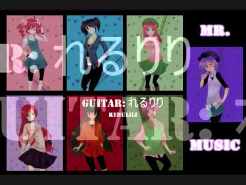 [UTAU Cover] Mr. Music