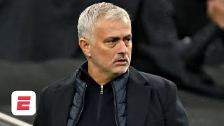 Mourinho's Tottenham can't be title contenders if they can't hold a 3-0 lead – Ale Moreno | ESPN FC