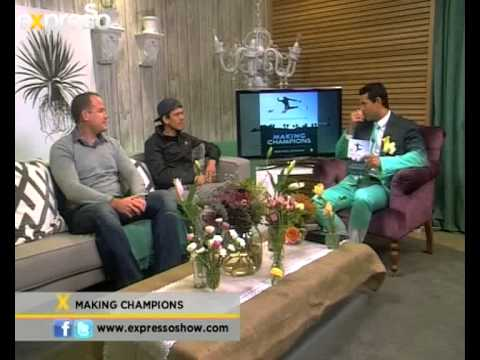 Making Champions: Michael Jenkins and Ryan Sandes interview (2.9.12013)
