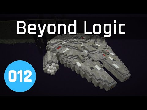 Beyond Logic #12: Millennium Falcon | Minecraft