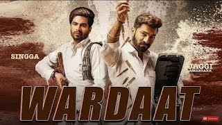 Wardaat - Singga (  Song) | Desi Crew | Latest Punjabi Song
