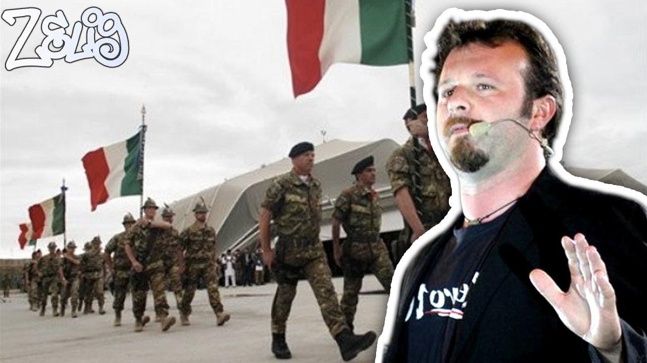 Andrea Bottesini Il Militare Zelig Youtube