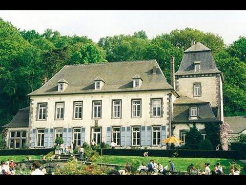 Things to do in Belgium: Abbaye et les Jardins d'Aywiers - Lasne, Belgique