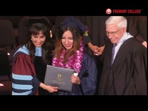 2017 Fremont College Graduation Highlight