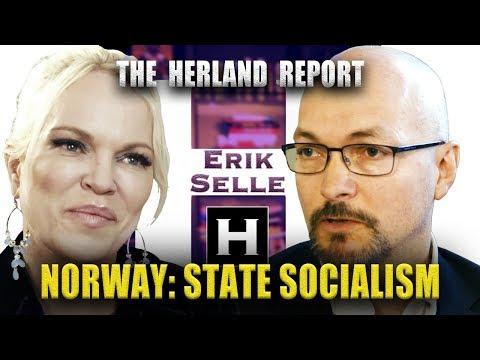 Norway shock behind the scenes - Erik Selle, Herland Report TV