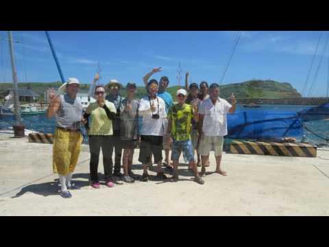 sailing from Tainan to Chimei, Taiwan(From Anping to Tongi-Chimei-Anping)