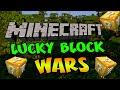 Minecraft | Lucky Block Wars | Най - късметлийското начало
