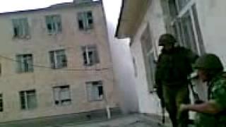 Цхинвал 2008 миротворцы