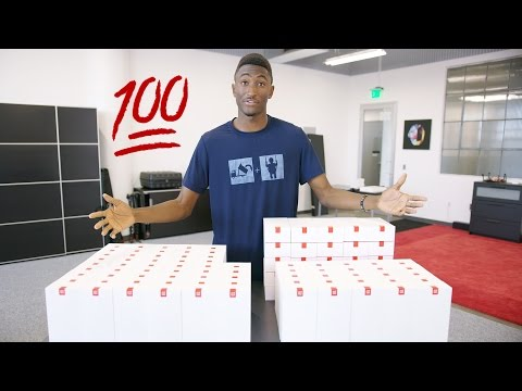 100 OnePlus 3T Giveaway! 💯