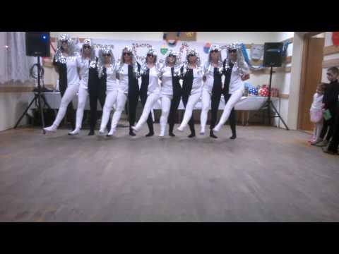 Fekete-fehér tánc - Hiss Tanz