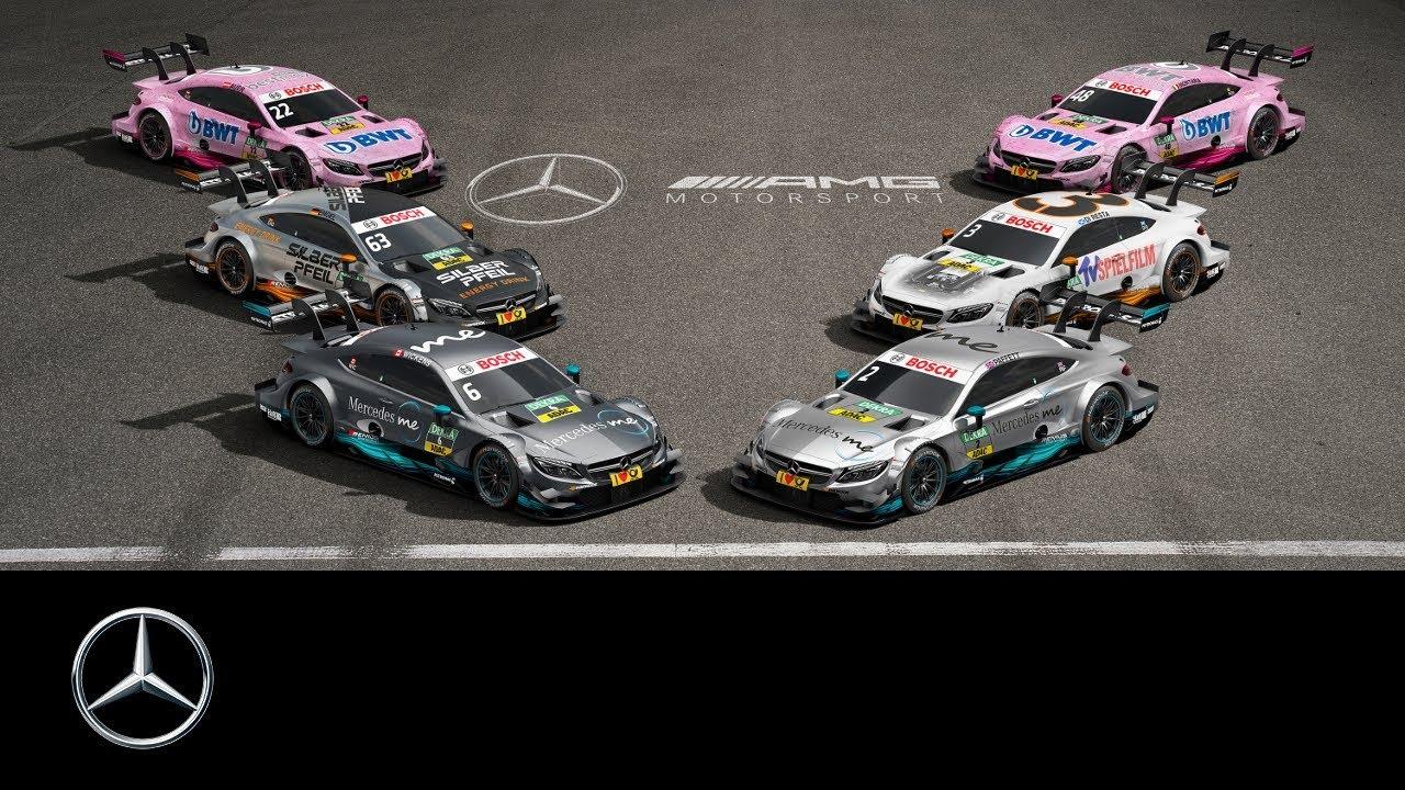 Mercedes-AMG Motorsport eRacing - Round 5 – Mercedes-Benz original
