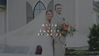 Allie + Justin | Highlight | 04.24.21
