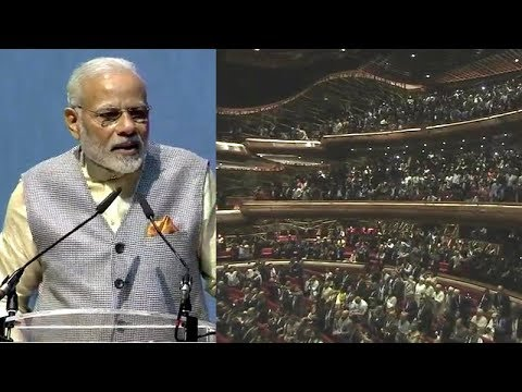 PM Modi inaugurates temple project in UAE, addresses Indian community