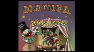 MANIFA - El Gran circo del Rock (disco completo)