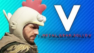 HOW TO CHICKEN Metal Gear Solid V The Phantom Pain