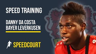 Bayer 04 Leverkusen on the SpeedCourt - quickness, agility, reaction, mental and cognitive training