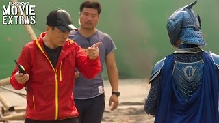 The Great Wall 'Zhang Yimou' Featurette (2017)