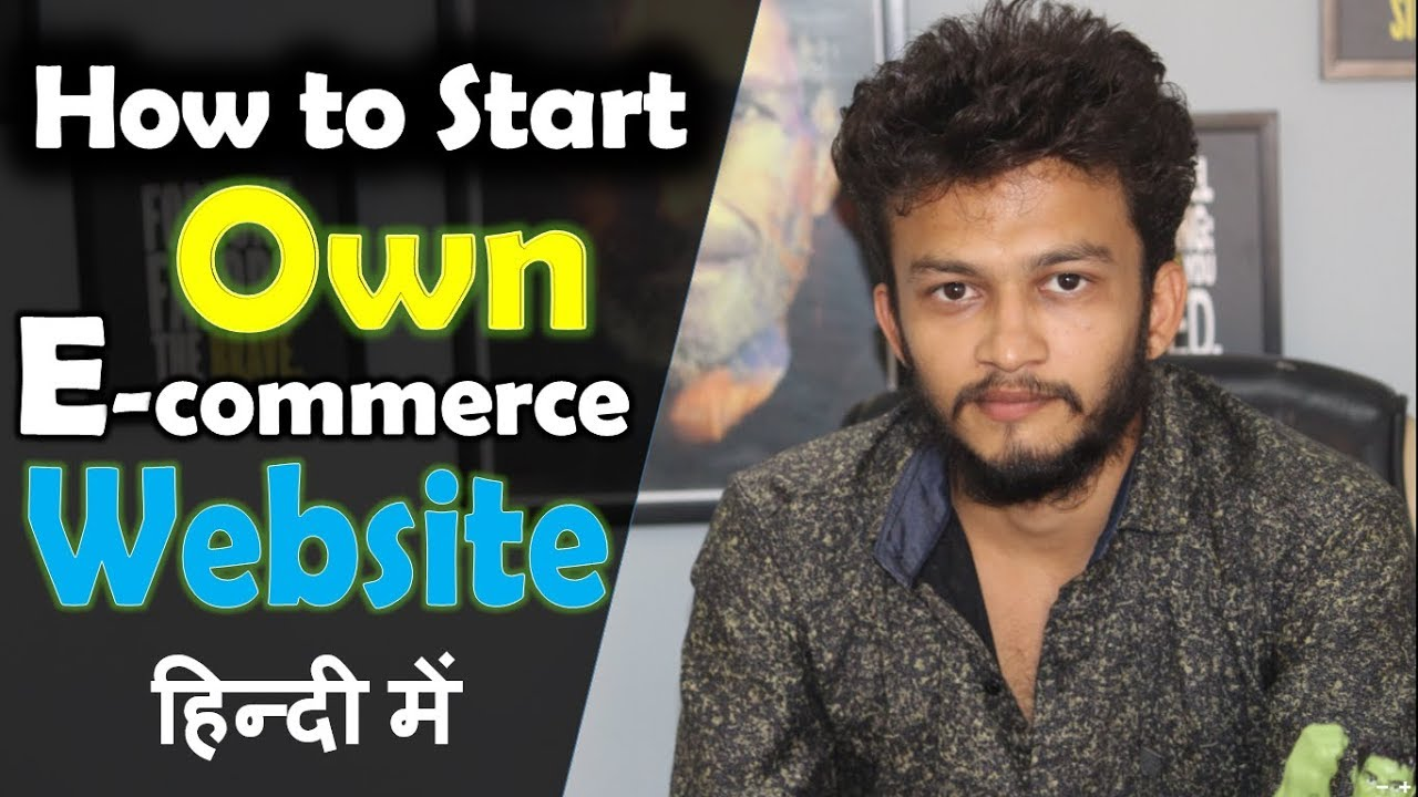 Step by Step Guide How To Start Your Own Ecommerce Store & Sell Product Online || marketing tool