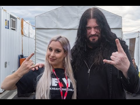 ARCH ENEMY Interview at Download Festival Australia 2018 | HEAVY TV