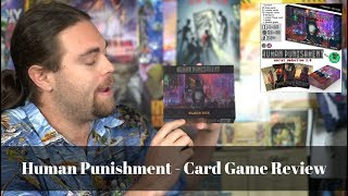 Human Punishment - Card Game Review